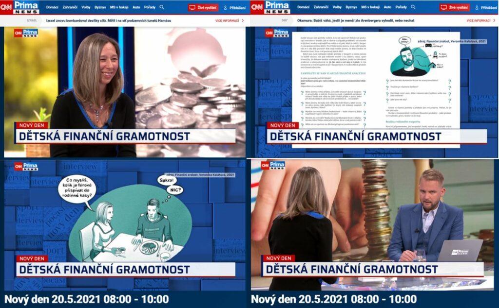 Prima CNN Novy den